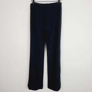 White House Black Market Knit Wide Leg Pants